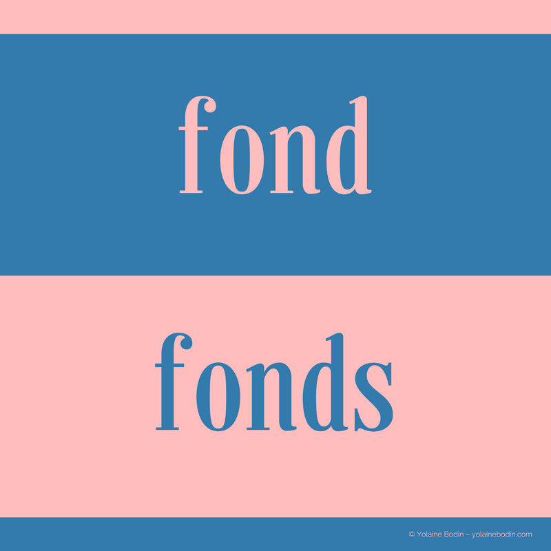 fond & fonds