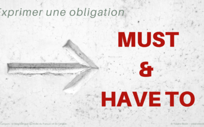 Must & have to : exprimer une obligation