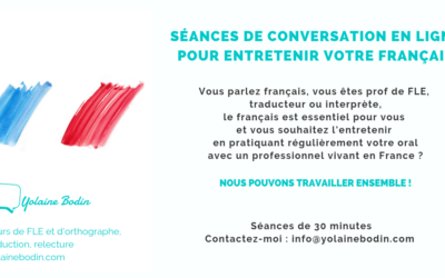Online French Conversation for Professionals