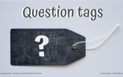 Question tags, why and how to use them